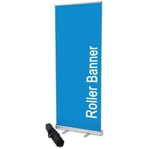 roller up banner