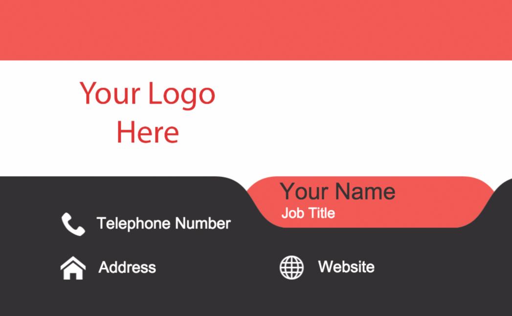 Basic Business Card – Design S006 – Copyprint