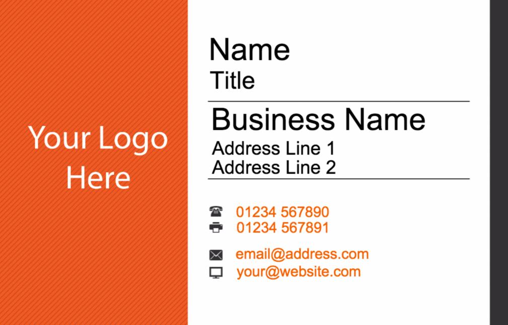 Basic business card design s009 copyprint basic business card design s009 colourmoves