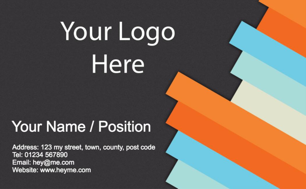 Basic business card design s010 copyprint basic business card design s010 colourmoves